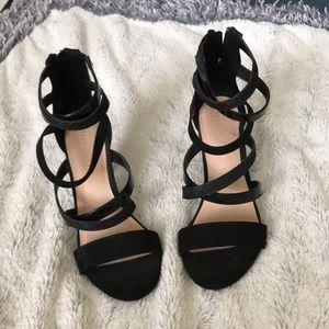 Kelly & Katie high heels